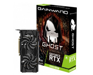 Видеокарта Gainward GeForce RTX 2060 SUPER Ghost (426018336-1198)