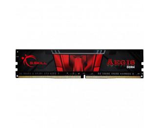 Оперативная память DDR4 4 Gb (2400 MHz) G.SKILL Aegis (F4-2400C17S-4GIS)
