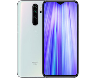 Смартфон Xiaomi Redmi Note 8 Pro 6/128Gb Pearl White |Global|