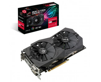 Видеокарта ASUS Radeon RX 570 ROG Strix OC edition 8GB (ROG-STRIX-RX570-O8G-GAMING)