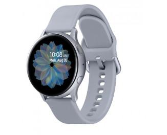 Смарт-часы Samsung Galaxy Watch Active2 40mm Silver Aluminum (SM-R830NZSASEK)