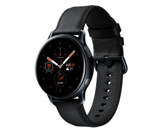 Смарт-часы Samsung Galaxy Watch Active2 44mm Black Stainless steel (SM-R820NSKAUYO)