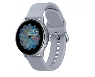 Смарт-часы Samsung Galaxy Watch Active2 44mm Silver Aluminum (SM-R820NZSA)