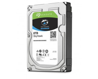 Жесткий диск 8 TB Seagate SkyHawk Surveillance (ST8000VX004)