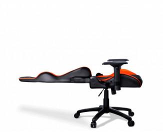 Кресло для геймеров Cougar Armor Black/Orange