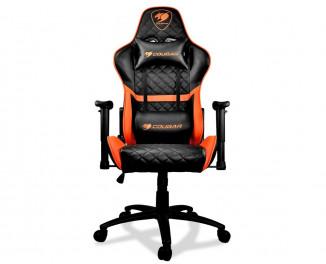Кресло для геймеров Cougar Armor One Black/Orange