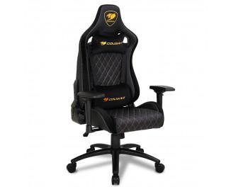 Кресло для геймеров Cougar Armor S Royal Black
