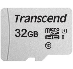 Карта памяти microSD 32Gb Transcend U1 (TS32GUSD300S)