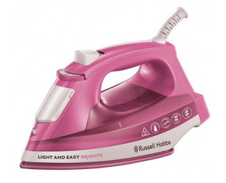 Утюг Russell Hobbs Light and Easy Brights Rose 25760-56