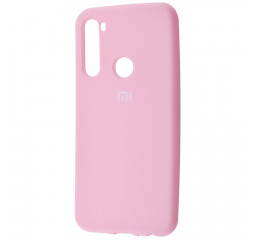 Чехол для смартфона Xiaomi Redmi Note 8  Silicone Cover Full Protective /light pink