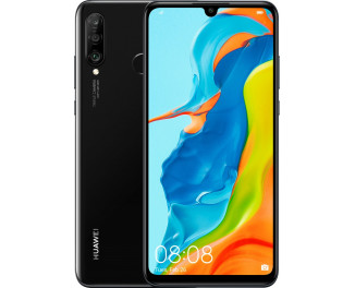 Смартфон HUAWEI Nova 4e 6/128Gb Midnight Black (MAR-LX2)