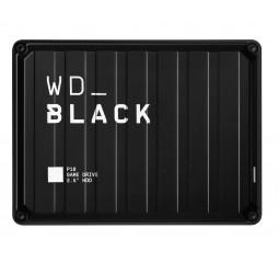Внешний жесткий диск 5 TB WD Black P10 Game Drive (WDBA3A0050BBK)