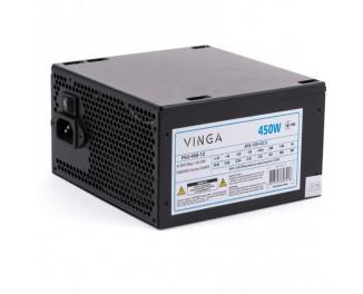 Блок питания 450W Vinga (PSU-450-12)