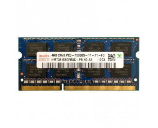 Память для ноутбука SO-DIMM DDR3 4 Gb (1600 MHz) Hynix (HMT351S6CFR8C-PB)