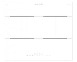 Индукционная варочная поверхность Gorenje IT646ORA-W (732418)