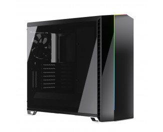 Корпус Fractal Design Vector RS Dark Tempered Glass без БП (FD-C-VER1A-02)