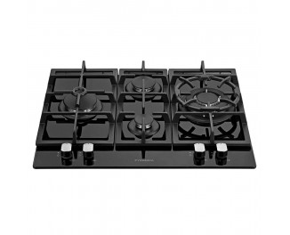 Газовая варочная поверхность PYRAMIDA PFG 640 BLACK LUXE