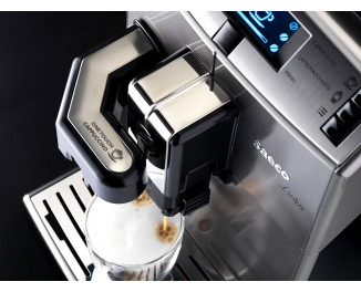 Кофемашина автоматическая Saeco Lirika One Touch Cappuccino (RI9851/01)