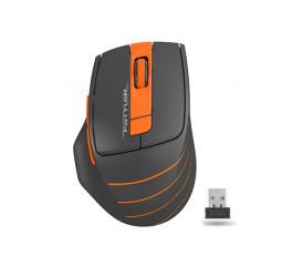 Мышь беспроводная A4Tech FG30 Black/Orange USB