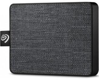 Внешний SSD накопитель 1 TB Seagate One Touch Black (STJE1000400)