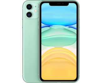 Смартфон Apple iPhone 11 Dual 64 Gb Green (MWN62)