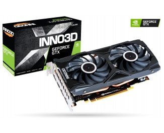 Видеокарта Inno3D GeForce GTX 1660 SUPER TWIN X2 (N166S2-06D6-1712VA15L)