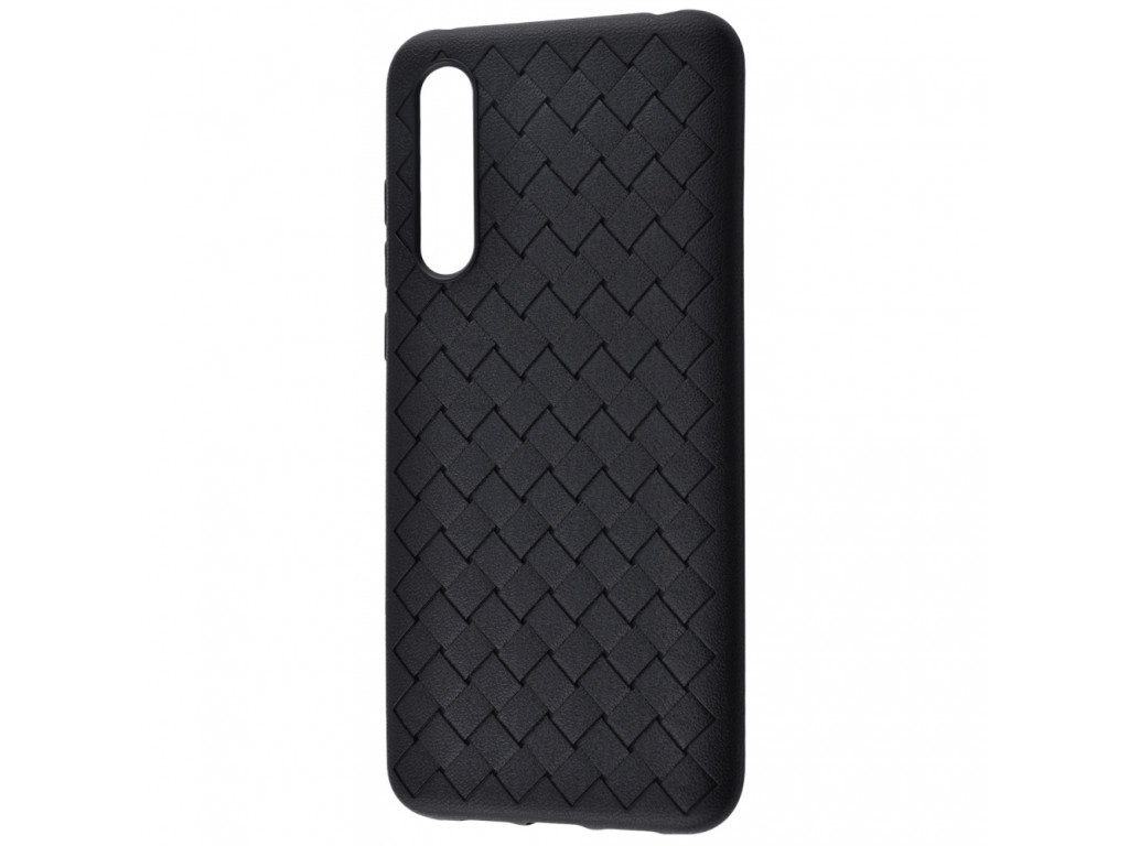 Чехол для смартфона Xiaomi Mi 9 Lite / Mi CC9  Weaving Case \black