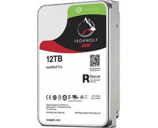 Жесткий диск 12 TB Seagate IronWolf Pro (ST12000NE0008)