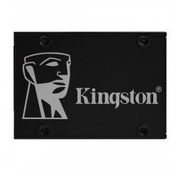 SSD накопитель 512Gb Kingston KC600 2.5