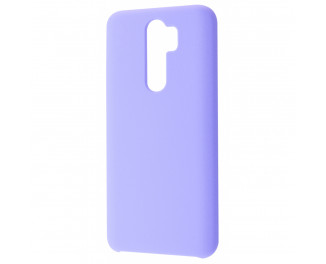 Чехол для смартфона Xiaomi Redmi Note 8 Pro  WAVE Full Silicone Cover (3 side) /light purple