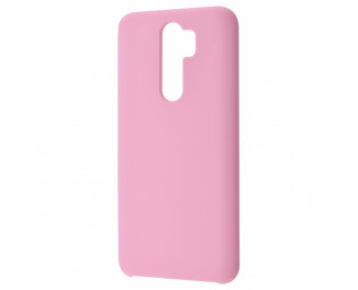 Чехол для смартфона Xiaomi Redmi Note 8 Pro  WAVE Full Silicone Cover (3 side) /light pink