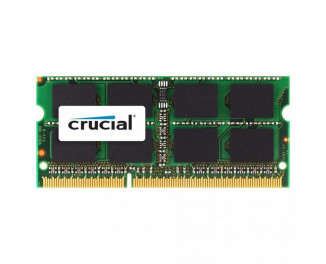 Память для ноутбука SO-DIMM DDR3L 8 Gb (1600 MHz) Micron (CT8G3S160BM)