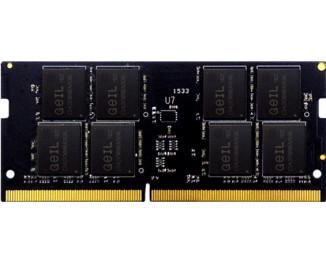 Память для ноутбука SO-DIMM DDR4 4 Gb (2666 MHz) Geil (GS44GB2666C19SC)