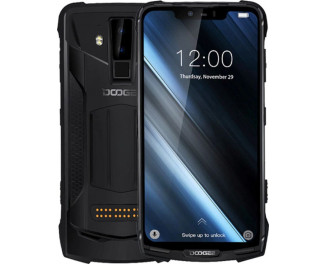Смартфон Doogee S90 Pro Super Bundle 6/128Gb Black