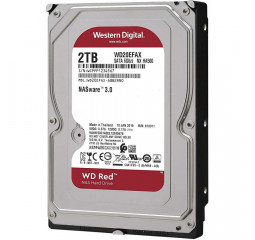 Жесткий диск 2 TB WD Red (WD20EFAX)