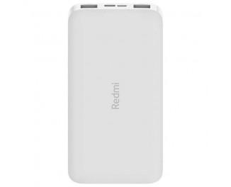 Портативный аккумулятор Xiaomi Mi Power Bank Redmi 10000mAh White (PB100LZM)