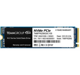 SSD накопитель 256Gb Team MP33 (TM8FP6256G0C101)