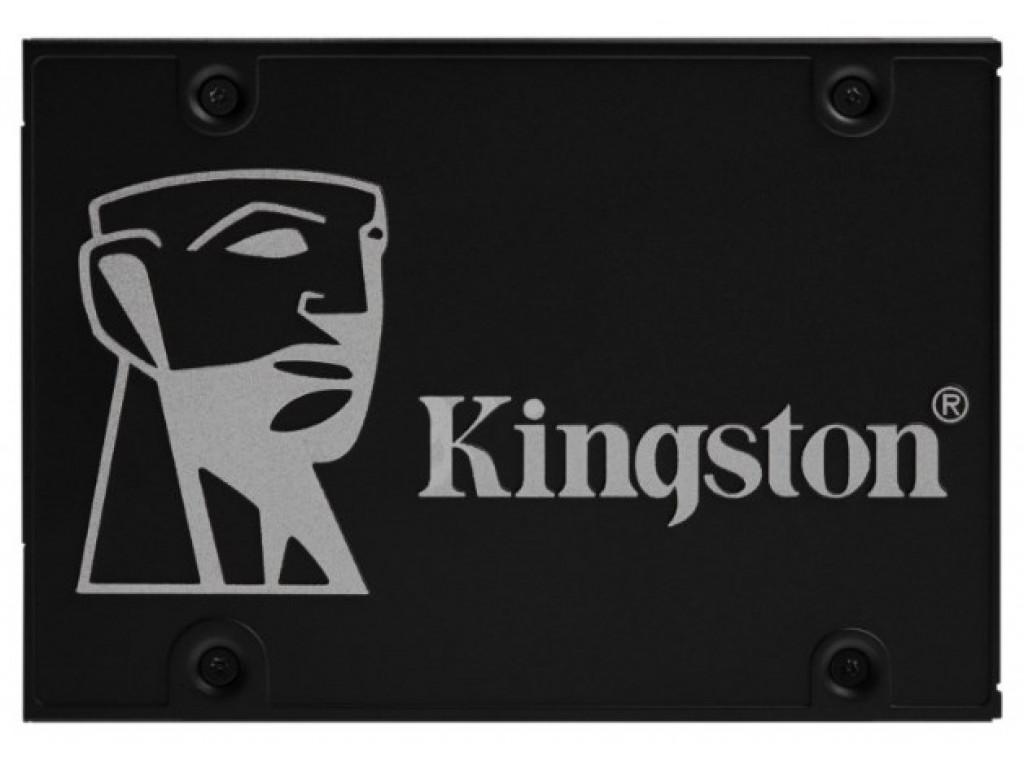 SSD накопитель 1 TB Kingston KC600 2.5