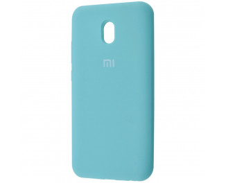 Чехол для смартфона Xiaomi Redmi 8A  Silicone Cover Full Protective /turquoise