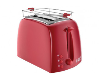 Тостер Russell Hobbs Textures Red 21642-56