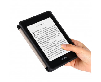 Обложка для электронной книги Amazon Kindle Paperwhite 10th Gen.  Magnetic Smart Cover /Black Dont Touch