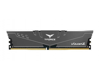 Оперативная память DDR4 8 Gb (3200 MHz) Team Vulcan Z Grey (TLZGD48G3200HC16C01)