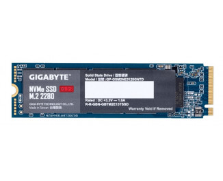 SSD накопитель 128Gb Gigabyte (GP-GSM2NE3128GNTD)