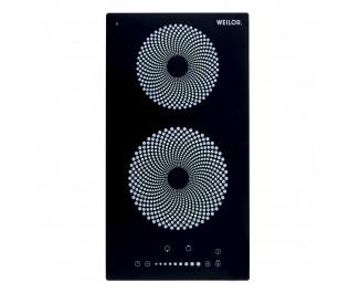 Электрическая варочная поверхность Weilor WHC 321 BLACK
