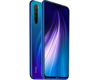 Смартфон Xiaomi Redmi Note 8T 4/128Gb Stellar blue |Global|