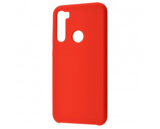 Чехол для смартфона Xiaomi Redmi Note 8  WAVE Full Silicone Cover (3 side) /red
