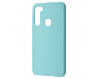 Чехол для смартфона Xiaomi Redmi Note 8  WAVE Full Silicone Cover (3 side) /turquoise