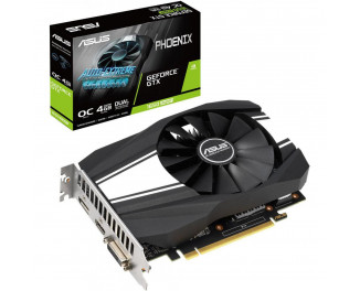 Видеокарта ASUS GeForce GTX 1650 SUPER OC Edition 4GB (PH-GTX1650S-O4G)