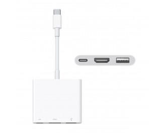 Адаптер USB Type-C > Hub  Apple (USB, HDMI, USB-C) (MUF82)