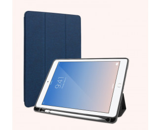 Чехол для Apple iPad 10.2` 2019  Mutural Case /Dark Blue